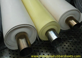 Chiny Food Grade White Nitrile Rubber Sheet , Nitrile Sheets, Nitrile Rolls , Industrial Rubber Sheet dostawca