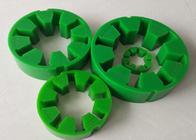 dobra jakość Kauczuk przemysłowy & Wytrzymałość na rozciąganie sprzęgła Falk R10 - R80 Z zielonym poliuretanem 97 Shore A na wyprzedaży